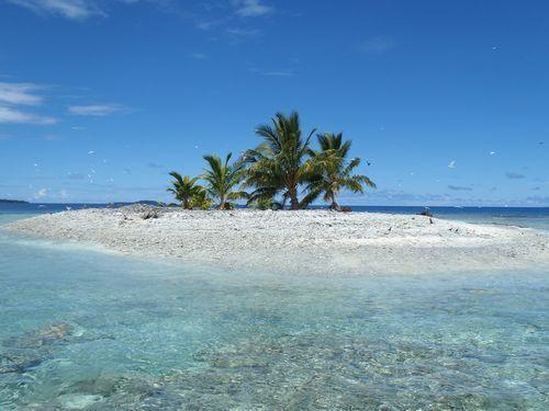 無人島とビーチ  3